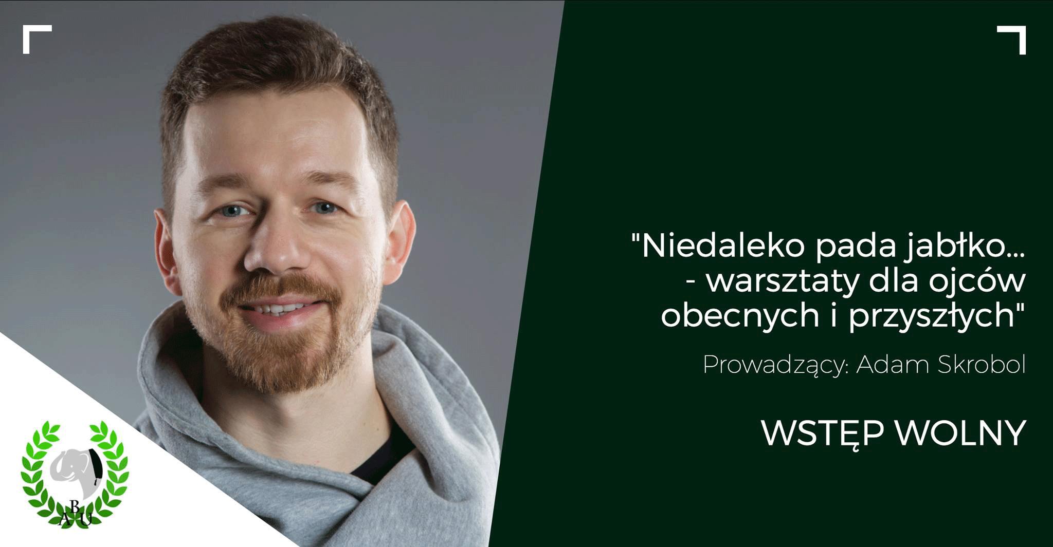 """10, 24 marca Warsztaty """"Niedaleko pada jabłko"""""""