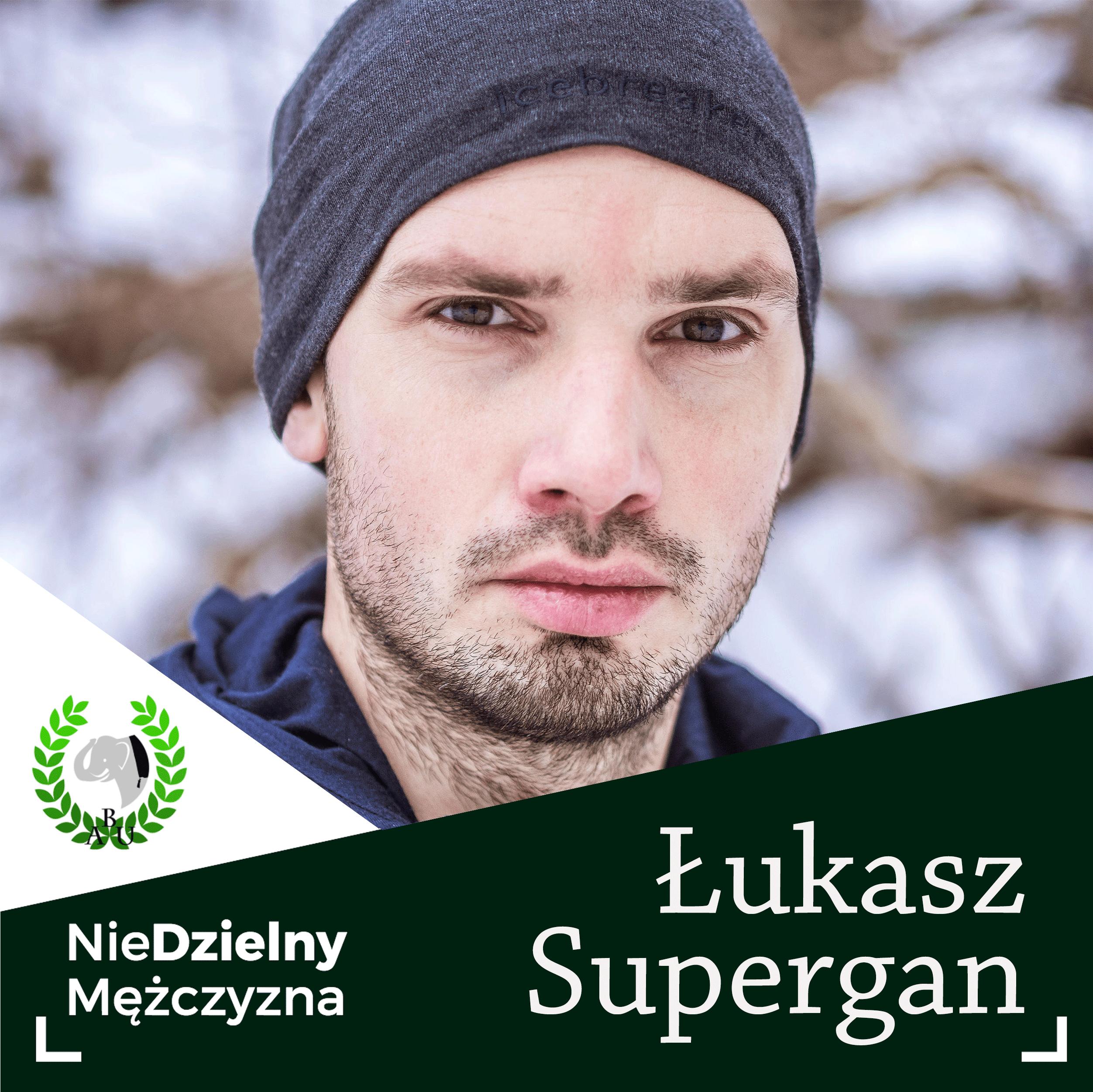 15.o3.2018 Spotkanie z Łukaszem Superganem